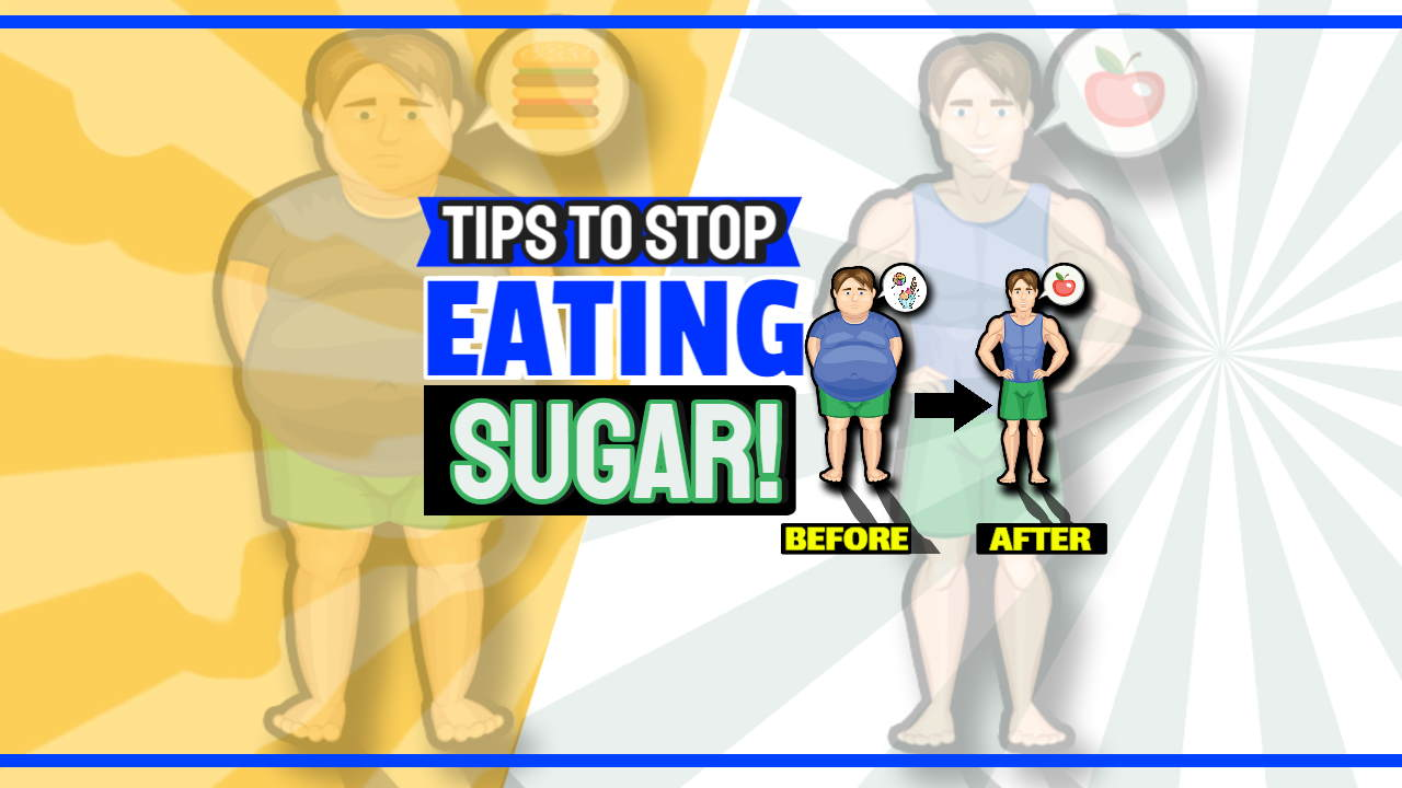 Tips to Stop Eating Sugar – How to Stave Off Hunger and Sweet Cravings