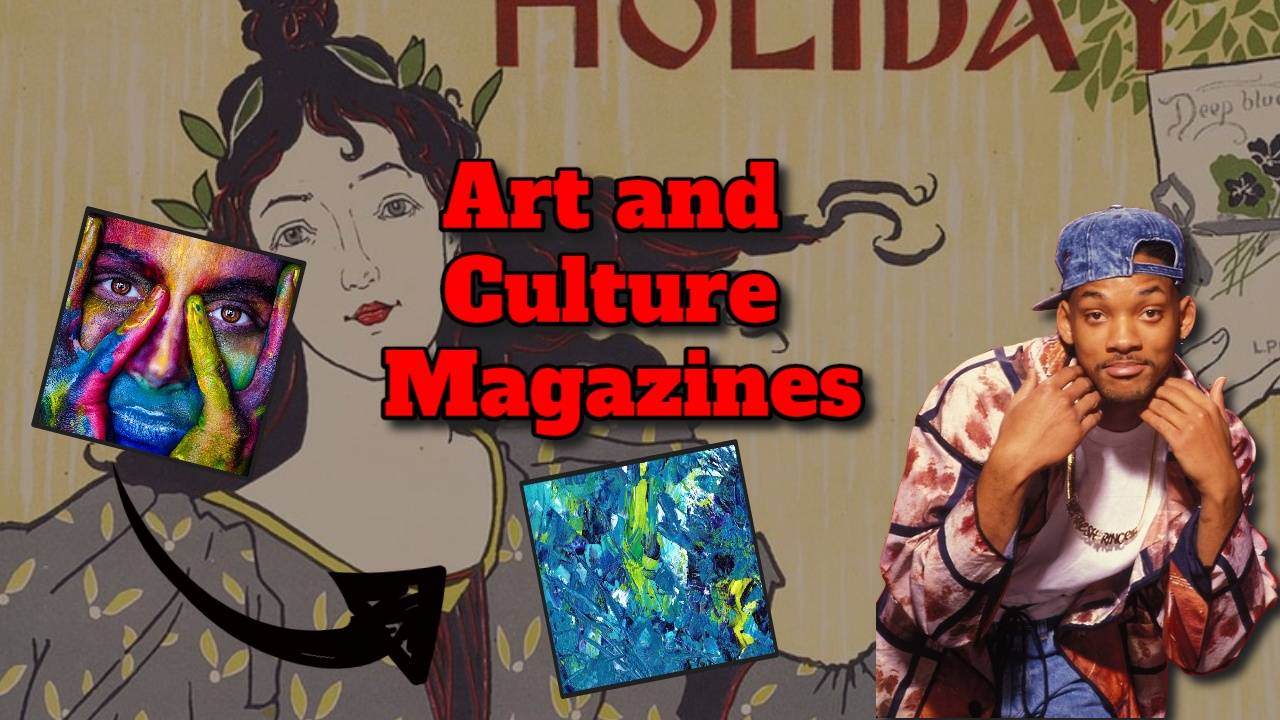 Art and Culture Magazines – The Best Creative Reading While You Socially Isolate