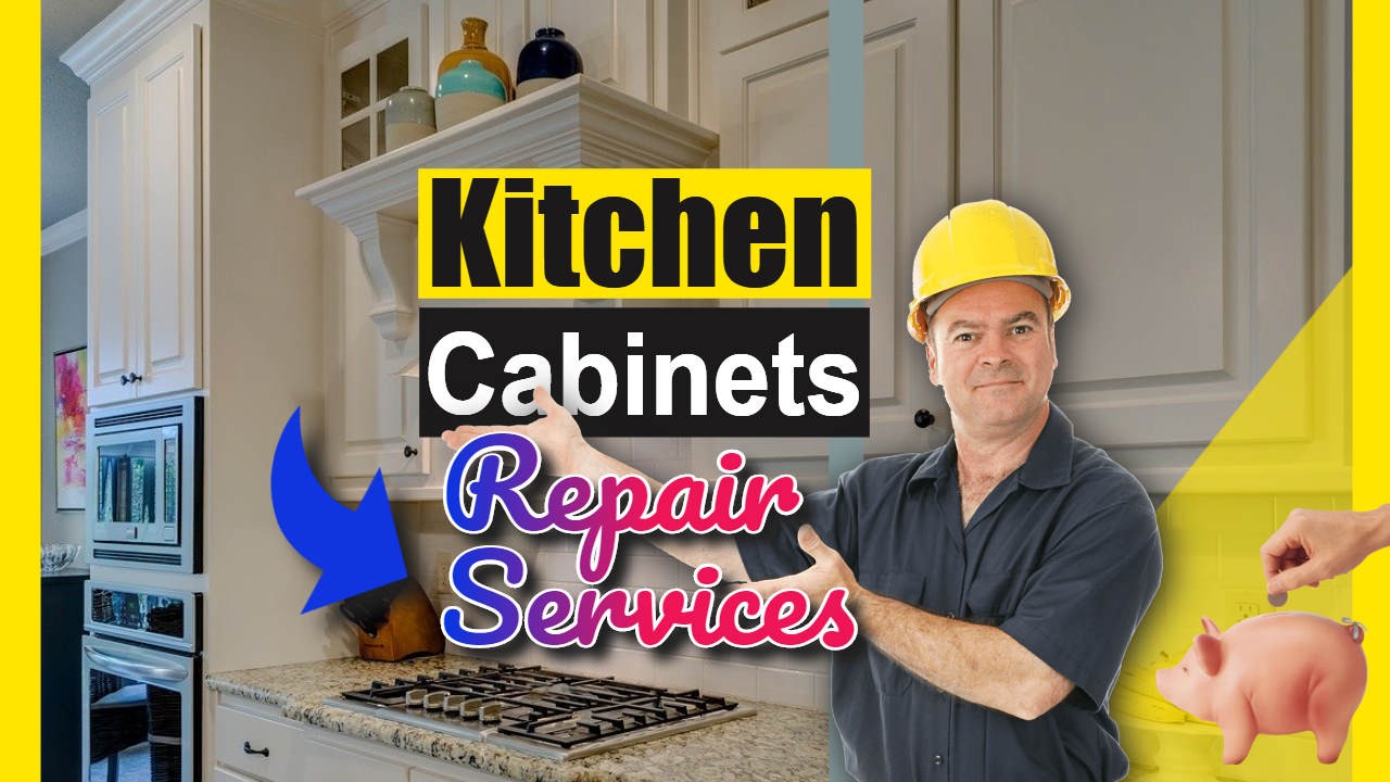 Kitchen Cabinets Repair Services – The Low Cost Way to Extend the Life of Your Kitchen
