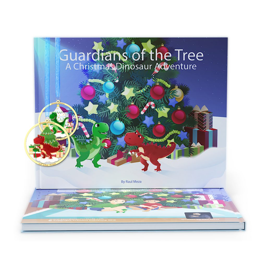 Christmas Dinosaur Book And Other Great Gift Ideas