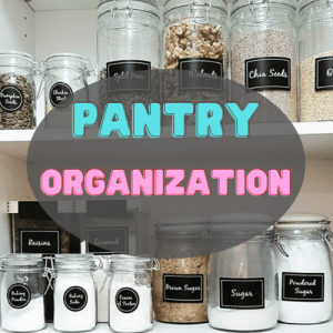 Pantry Organization And Kitchen Storage