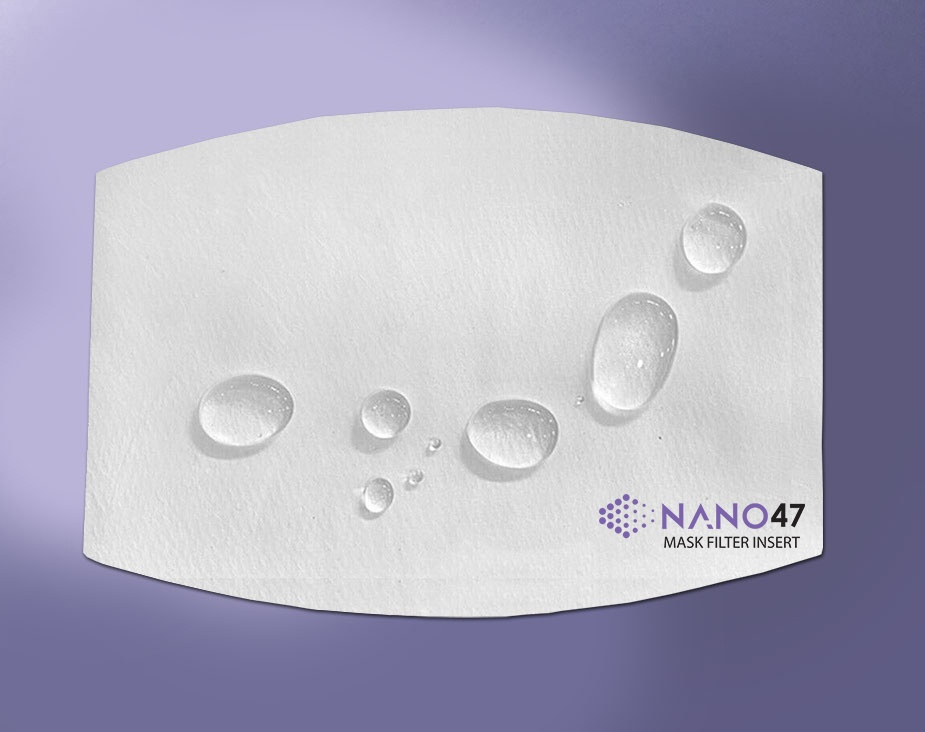 Face Mask Filters and Mask Filter Inserts