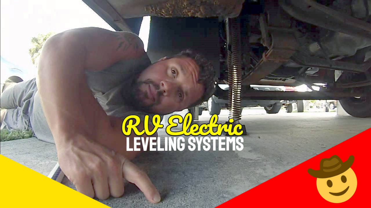 RV Electric Leveling Systems Jacks and Stabilizers – An Introduction for Trailer Owners