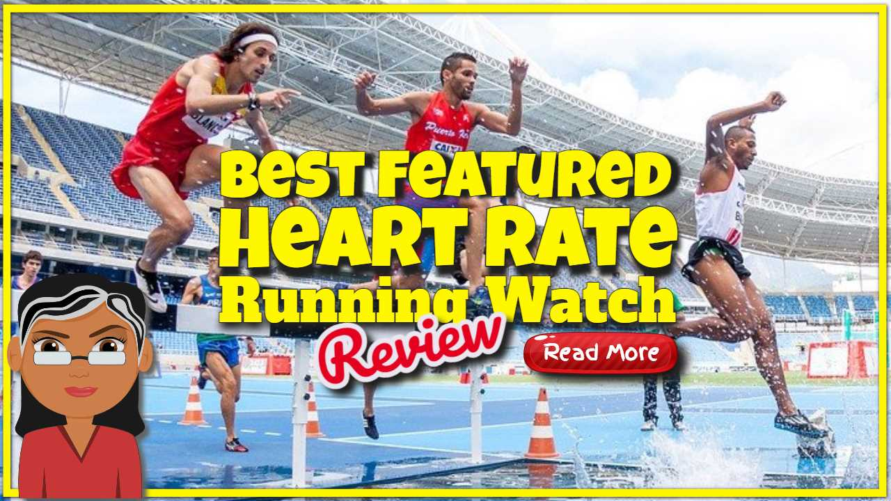 Best Featured Heart Rate Running Watch Review – The Athlete's Smartwatch
