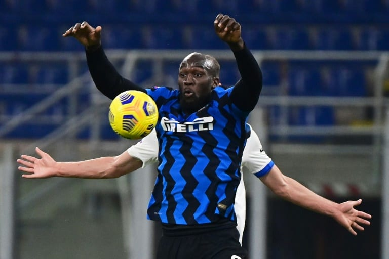 Lukaku in Belgium squad despite Inter Covid-19 issues