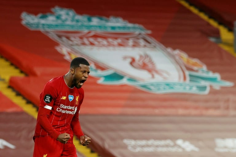 Wijnaldum would be 'devastated' to leave Liverpool