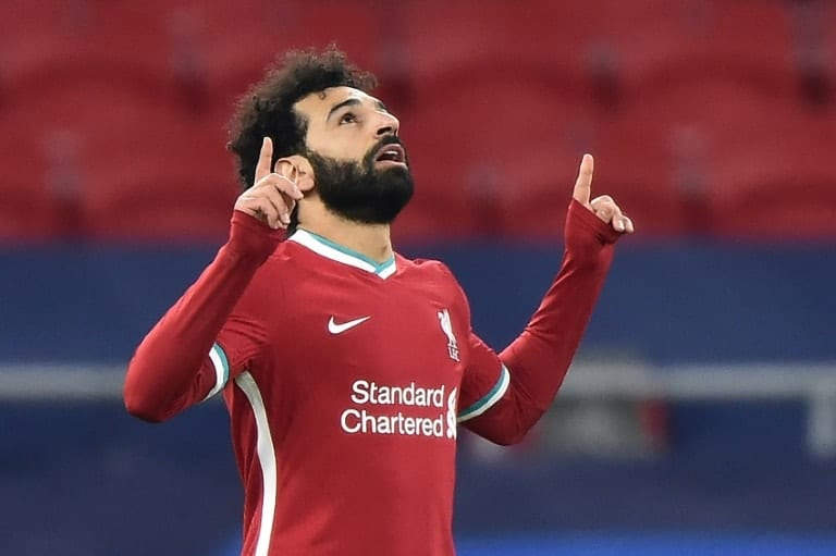 Salah targets successful end to Liverpool's 'tough' season