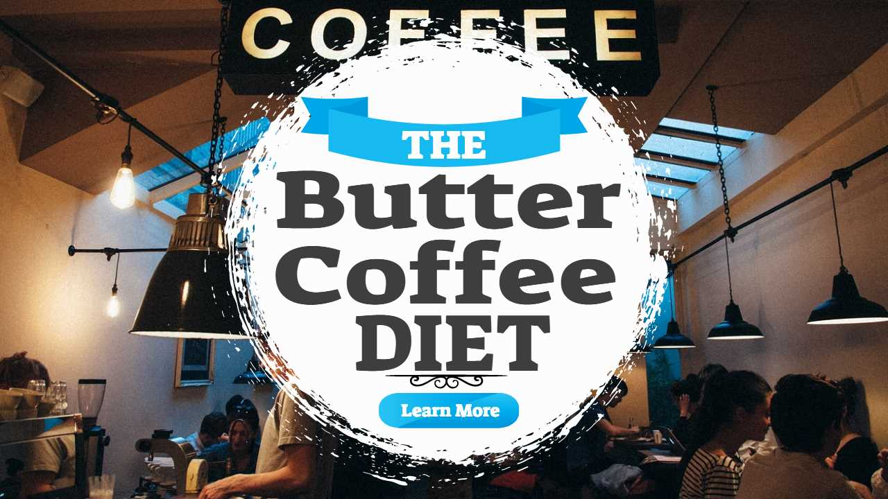 The Butter Coffee Diet and How Bulletproof Paleo Dieters Replace Breakfast