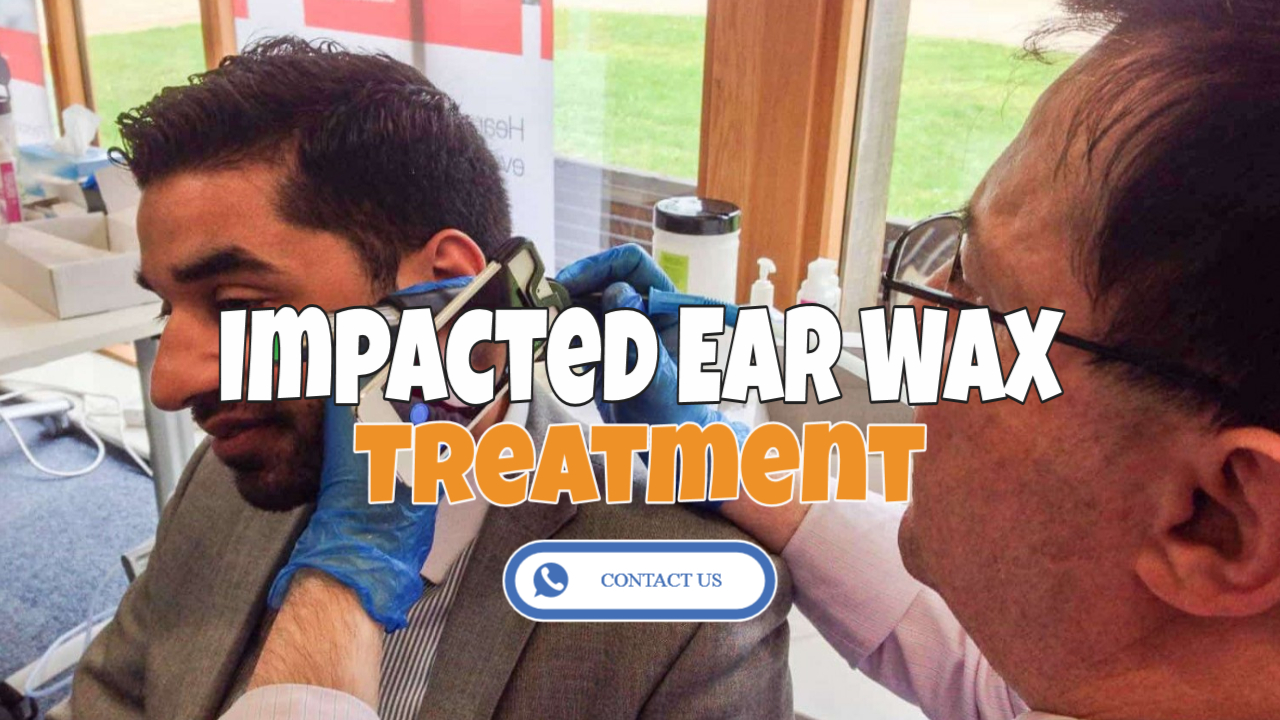 What Are The Symptoms Of Impacted Earwax?