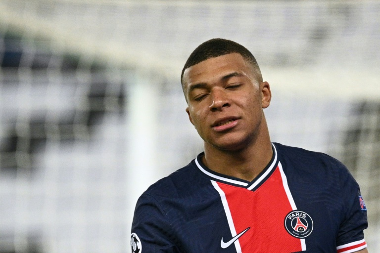 PSG sweat on fitness of Mbappe for Man City Champions League clash
