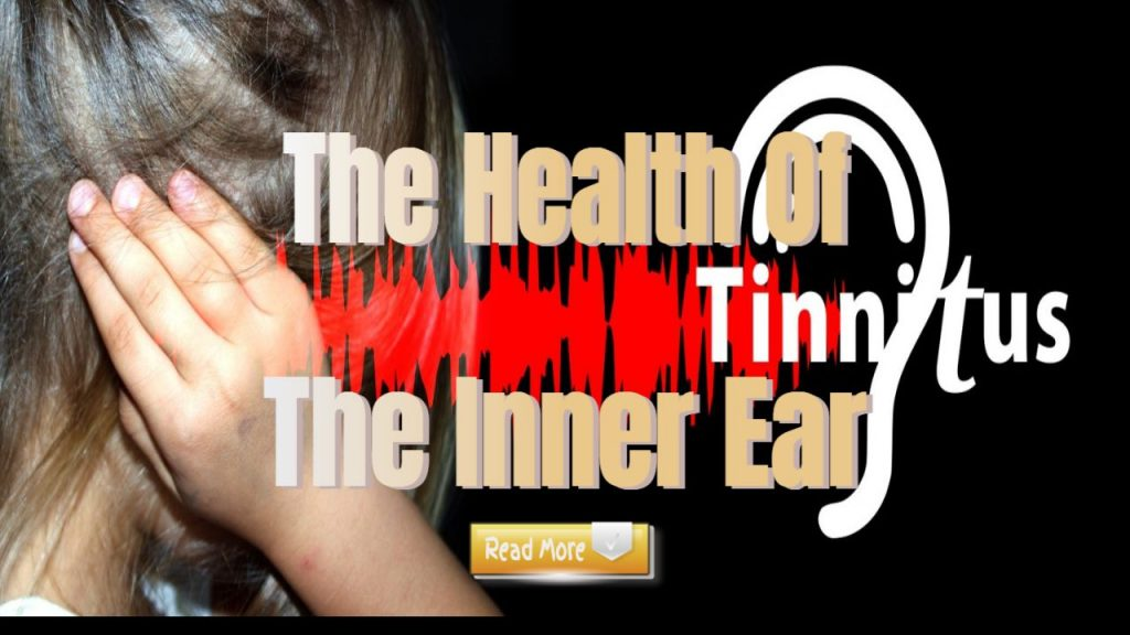hearing loss and inner ear health